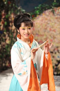 zhang yiqing as zhu yingtai